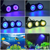 Waterproof LED Underwater Lights Lamp RGB Underwater Spot Light for Swimming Pool Fountains Pond Water Garden Aquarium Light review