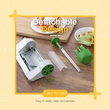 1PC Blades Vegetable Spiralizer Slicer Twister Handheld Spiral Cutter Fruit Grater Cooking Tools Pasta Kitchen Gadget