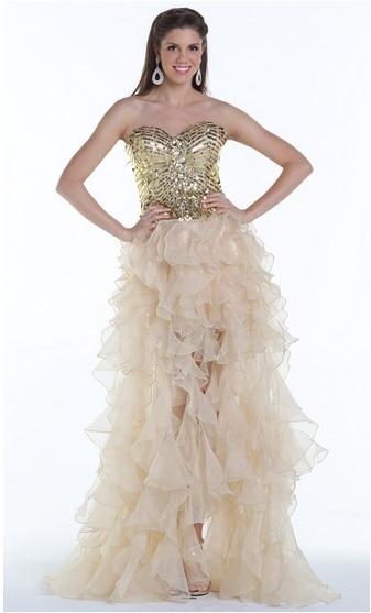 Gowns Graduation High Split New Vestidos De Formatura Vestidos Formales Long Ball Gowns Crystal Sexy Red Bridesmaid Dresses