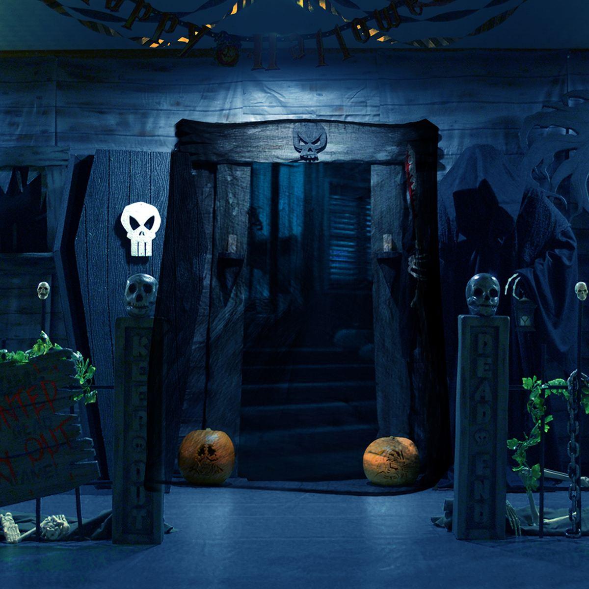 spooky halloween decorations - HD1200×1200