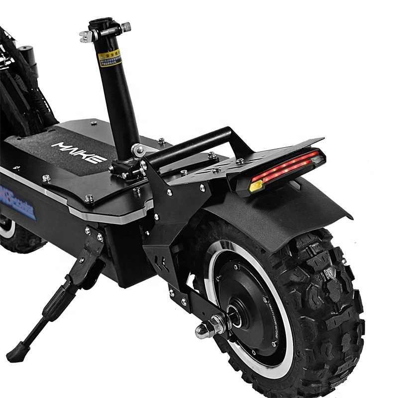 MK8 2019 חדש כניסות חשמלי קטנוע מהיקה MK8 עם 3200w הכפול מנוע 2 גלגלים citycoco קטנוע 60V 20AH