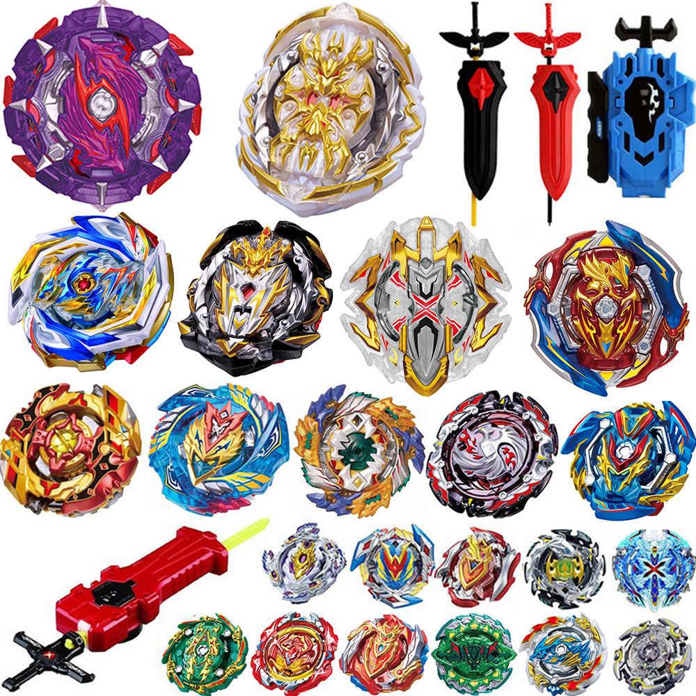 جميع الموديلات Beyblade Burst GT Toys B-154 الساحة المعدنية Fafnir الغزل العلوي لعبة شفرات بليد