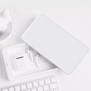 Image 3 - Youpin חמש רב פונקצית חיטוי תיבת UVC LED 360 תואר חיטוי 10W אלחוטי תשלום מהיר גוף אינדוקציה מזיק
