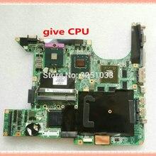 Для hp павильон DV9000 ноутбук DV9500 DV9800 DV9700 материнская плата 447983-001 461069-001 аккумулятор большой емкости DA0AT5MB8E0 DDR2 тестирование Хорошее