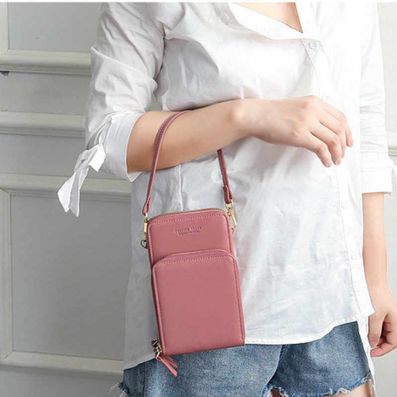 新到着クロスボディ携帯電話のショルダーバッグ到着携帯電話バッグファッション毎日使用するカードホルダーバッグ女性財布