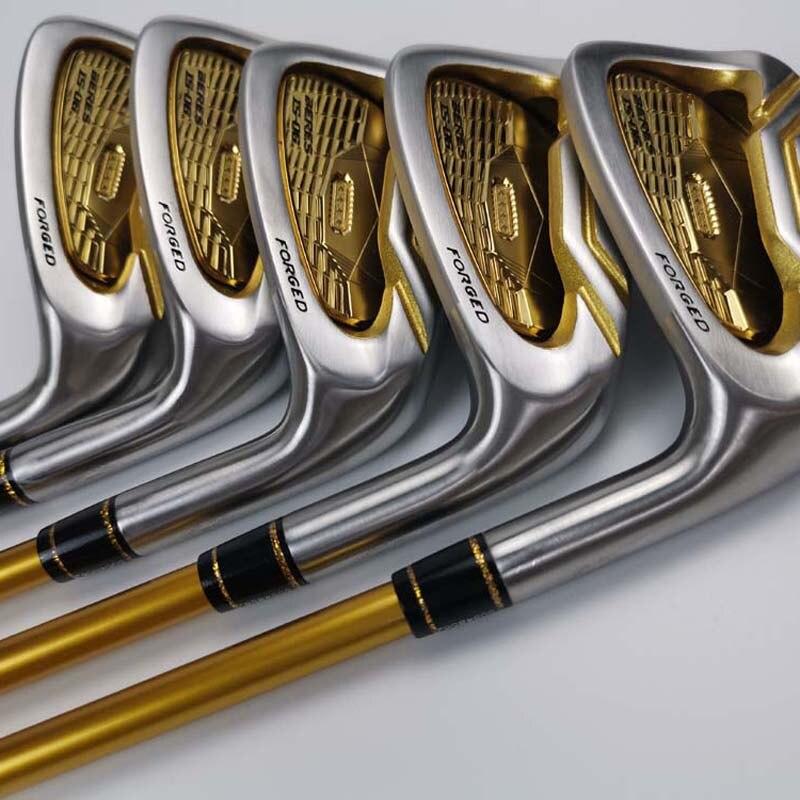 Clubs de Golf S-06 fers de Golf Clubs de Golf jeu de fer 4-11/sw/aw10pcs dynamique or acier arbres Dhl livraison gratuite livraison gratuite
