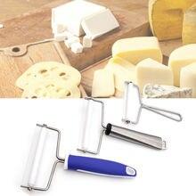 Нержавеющаясталь сыра ножа для резки ломтиками резак многофункциональный
