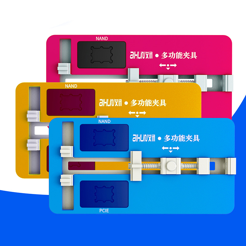 JC Aixun TF11 Universal Mobile Phone Maintenance  Repair Fixture Android  iPhone Motherboard Chip Repair Fixed Clamp