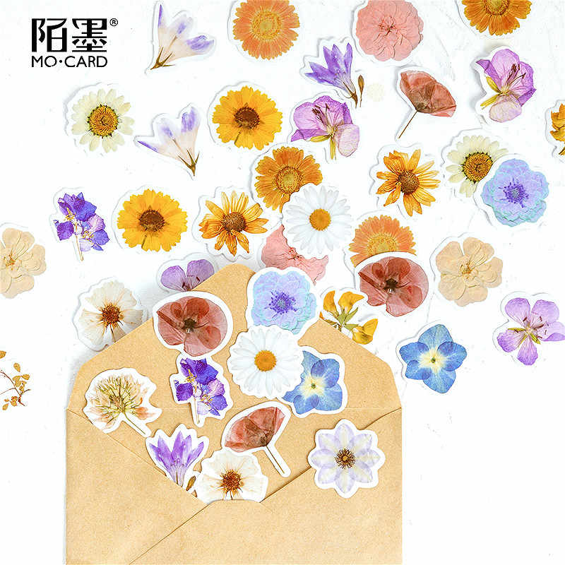 40pcs Poetry of Flowers Paper Envelopes Sticker Bags Mailers Shipping Envelope With Bubble Mailing Bag Drop Shipping