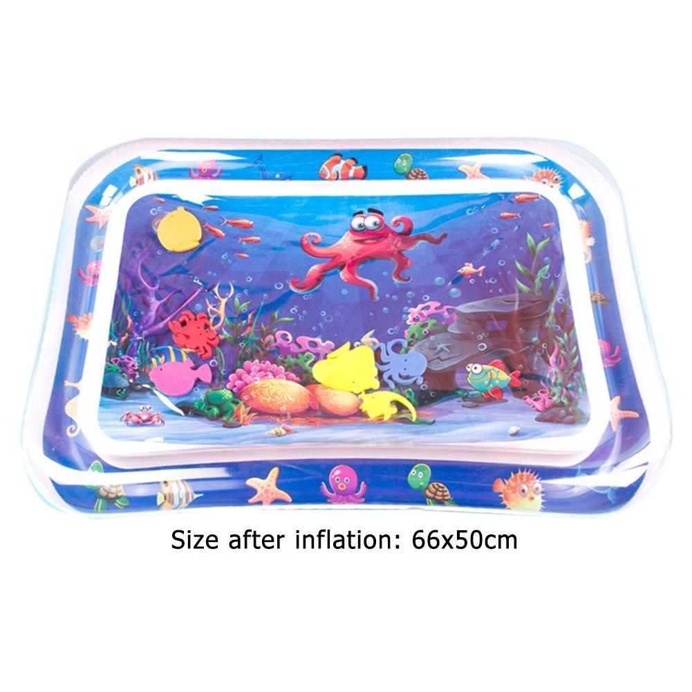 H9e1f4c8761d84ee5a0b384ec918815151 - Simplicity Security Bathing Float Pad Superb Craftsmanship Inflatable Baby Swimming Pool Children Home Use Paddling Pool
