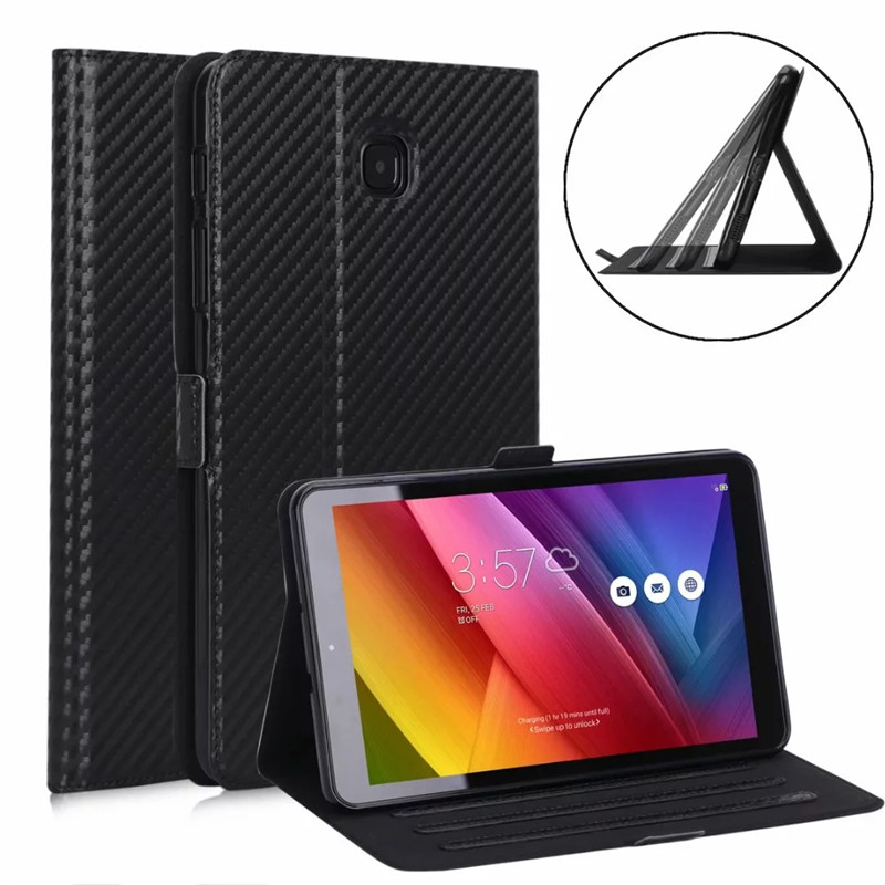 Magnetic Smart Case For Samsung Galaxy Tab A 8.0 2018 T387 SM-T387 Ultra Slim&Lightweight Tablet Case For Samsung Tab A 8.0 Capa