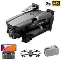 Neue Drone 4k Doppel Kamera HD XT6 WIFI FPV Drone Luftdruck Feste Höhe vier-achsen Flugzeuge RC hubschrauber Mit Kamera