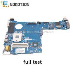 NOKOTION 651358-001 Laptop płyta główna do hp Elitebook 2560p zarząd główny QM67 DDR3 pełne testowane