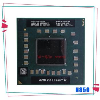 AMD Phenom II Triple-Core Mobile N850 2.2 GHz Three-Core Three-Thread CPU Processor HMN850DCR32GM Socket S1 1