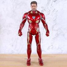 Сумасшедшие игрушки Мстители Железный человек Mark L MK50 1/6th весы фигурка Коллекционная модель игрушка