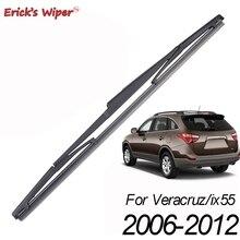 "Ericks Wiper 13"" Rear Wiper Blade For Hyundai Veracruz IX55 2006   2012 Windshield Windscreen Rear Window"