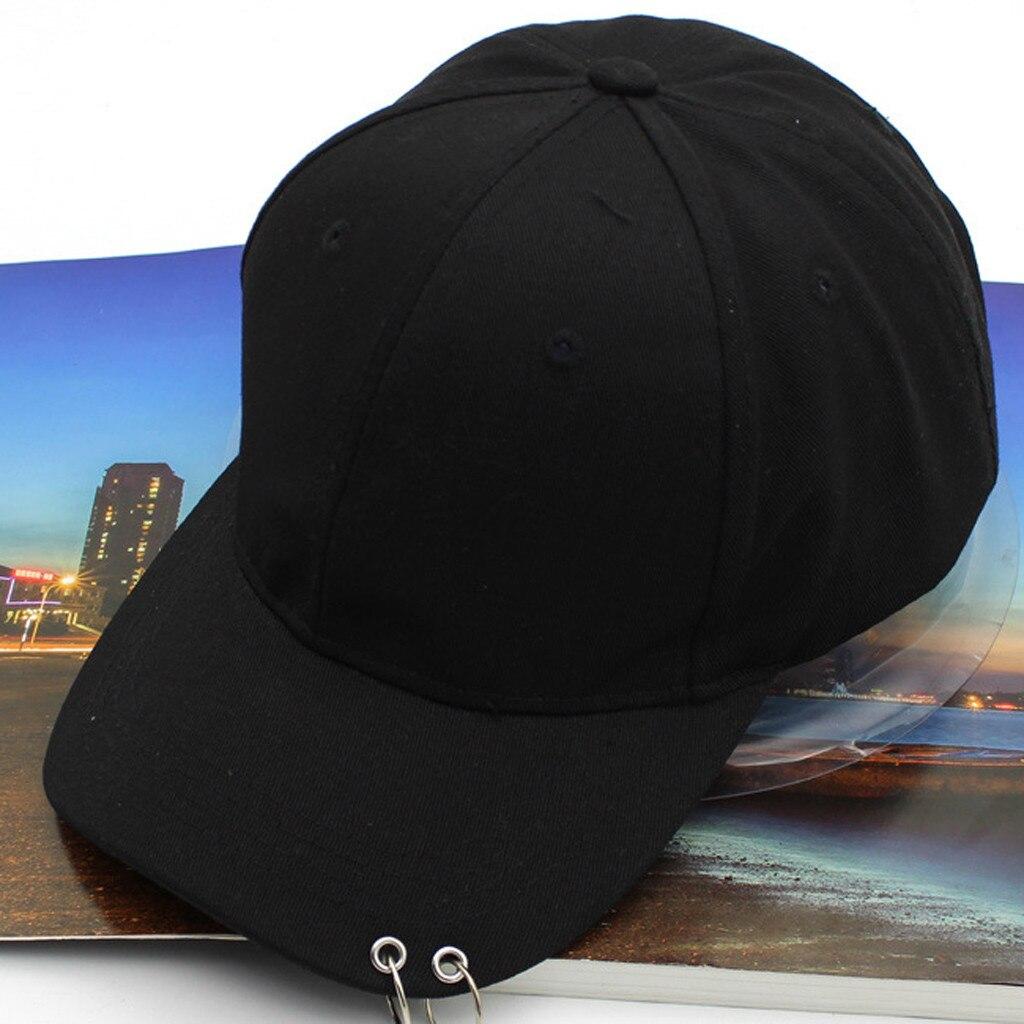 Unisex women's hat and men's hat hip hop new fashion Kpop Wings Tour Jimin Iron Rings Hats Love Yourself Snapback   Baseball     Cap