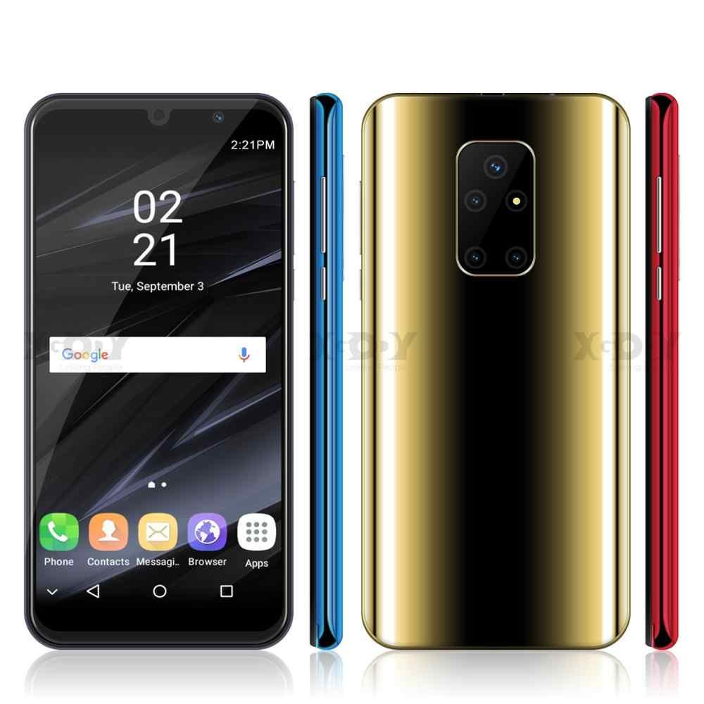 "XGODY المزدوج 3G سيم الهاتف الذكي الروبوت 8.1 5.5 ""18:9 كامل شاشة 1GB 4GB MTK6580 رباعية النواة 5MP كاميرا 2200mAh الهاتف المحمول"