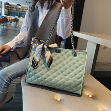 Роскошные женские сумки, дизайнерские кожаные сумки на цепочке, большие сумки на плечо, ручные сумки, модные сумки через плечо для женщин, белые