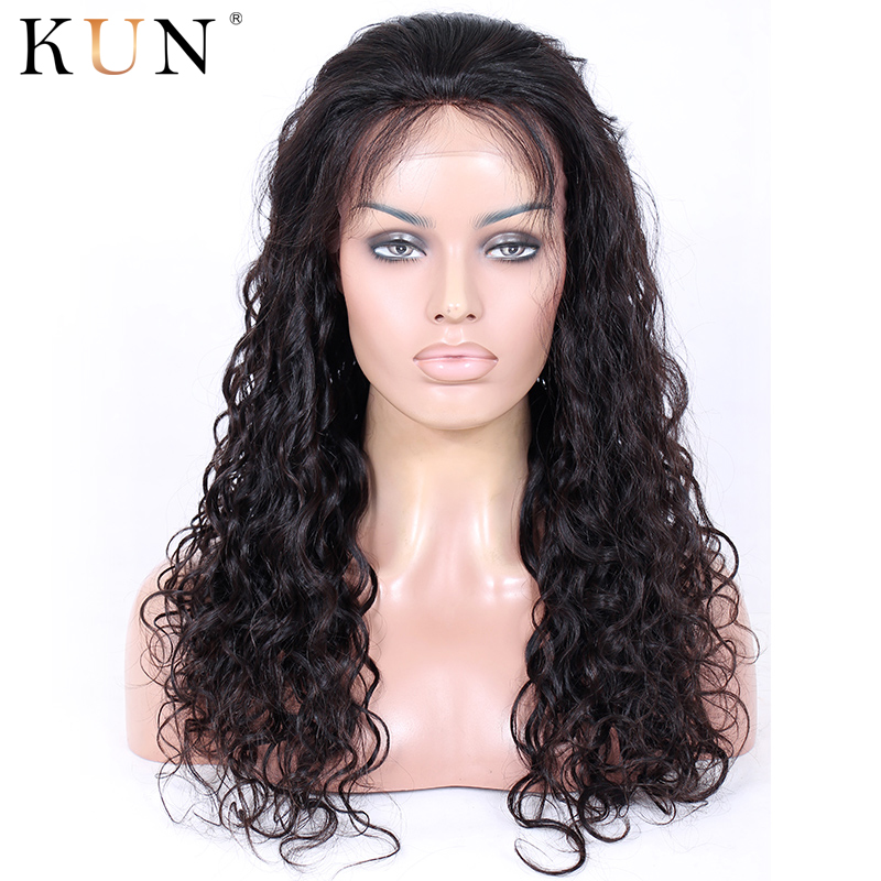 Curly Human Hair Wig 13x4 13x6 Lace Front Human Hair Wigs Brazilian Remy 150 180% Density Lace Front Wig High-end Hair Industry