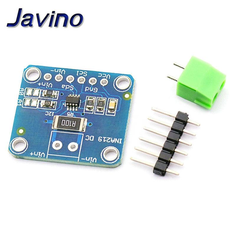 219 INA219 igc интерфейс двунаправленный ток/модуль датчика контроля мощности