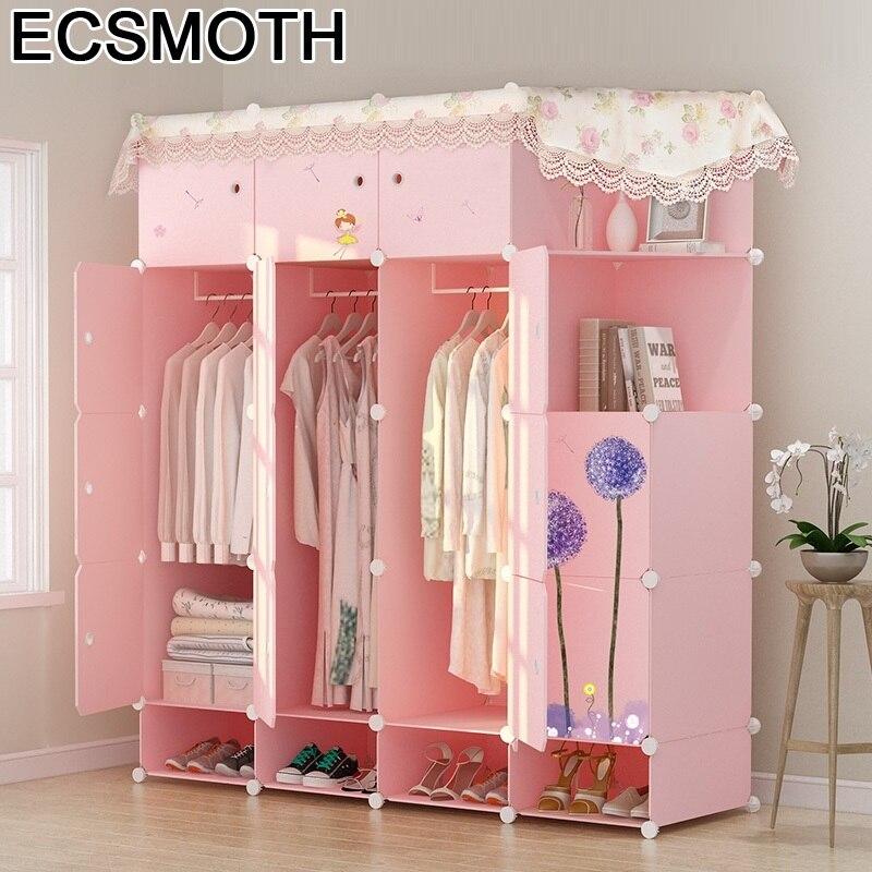 Ropero Yatak Odasi Mobilya Home Dresser For Penderie Bedroom Furniture Guarda Roupa font b Closet b