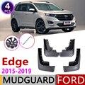 Переднее заднее крыло автомобиля для Ford Edge 2015 ~ 2019 крыло брызговик щиток брызговиков аксессуары для брызговиков 2016 2017 2018 2nd 2 Gen