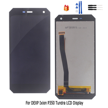 Original For DEXP Ixion P350 Tundra LCD Display Touch Screen Digitizer Assembly For DEXP Ixion P350 Tundre Screen Replacement