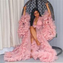 Винтажное платье для беременных знаменитостей фотосессии гофрированные