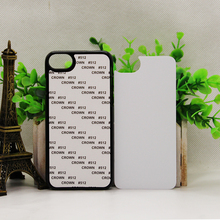 15pcs/lot 2D Blank Sublimation Phone Case For iPhone 6 6s 7 8 X Plus XS XR DIY Printing Heat Press Transfer Cases Cover