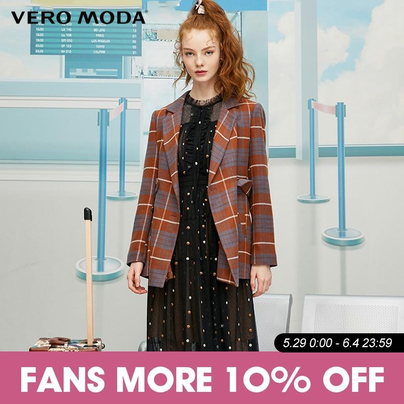 Vero Moda Women's Spring & Autumn Suit Jacket|319308587