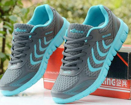 YEELOCA 2020 fashion summer light breathable mesh shoes woman fast delivery tenis ZX0025