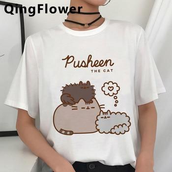 camiseta pusheen the cat