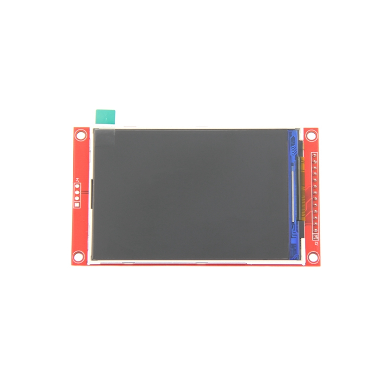 JABS 3.5 Inch 480x320 SPI Serial TFT LCD Module Display Screen Without Press Panel Driver IC ILI9488 For MCU