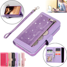 Luxury Flip Leather Phone Case For iPhone 12 Min 11 Pro XS Max XR X 8 7 6 6S Plus SE 2020 Wallet Card Etui Coque Magnetic Cover