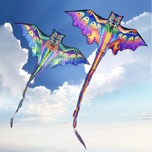 Dragon Kite Toys Eagle Nylon Children Weifang Factory 3d for Kids Bird