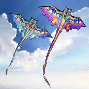 Dragon Kite Toys Eagle Nylon Factory Children 3d for Kids Weifang Bird