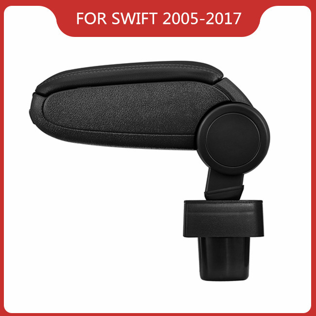 Free Shipping FOR <font><b>SUZUKI</b></font> MK3 MK4 SWIFT 2005-2019 Car ARMREST,Car Interior Accessories Parts Center Armrest Console Box Arm Rest image