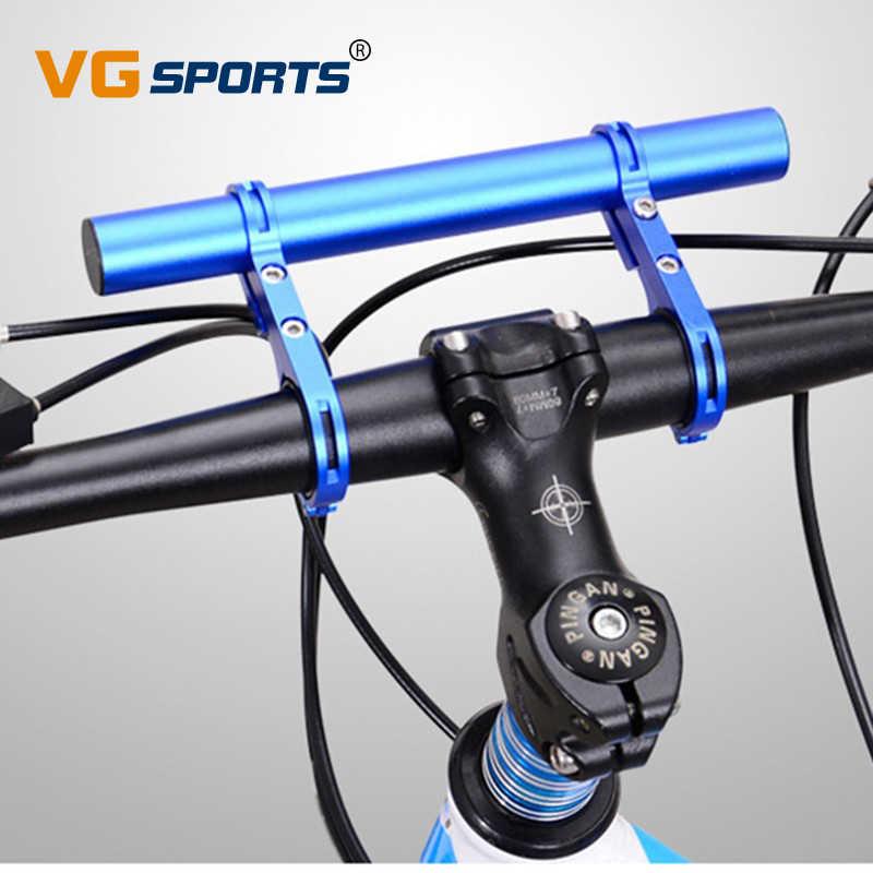 20CM Aluminum Alloy Bicycle Handlebar Extension Mount Holder
