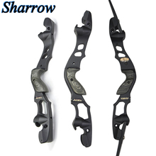 Bow Riser ILF Recurve Bow Riser Length 19 Inches Takedown American Hunting Bow Aluminum Alloy Handle Training Shooting Archery 5 colors 30 50 lbs 58 inches aluminum alloy bow handle for compound recurve bow archery hunting shooting