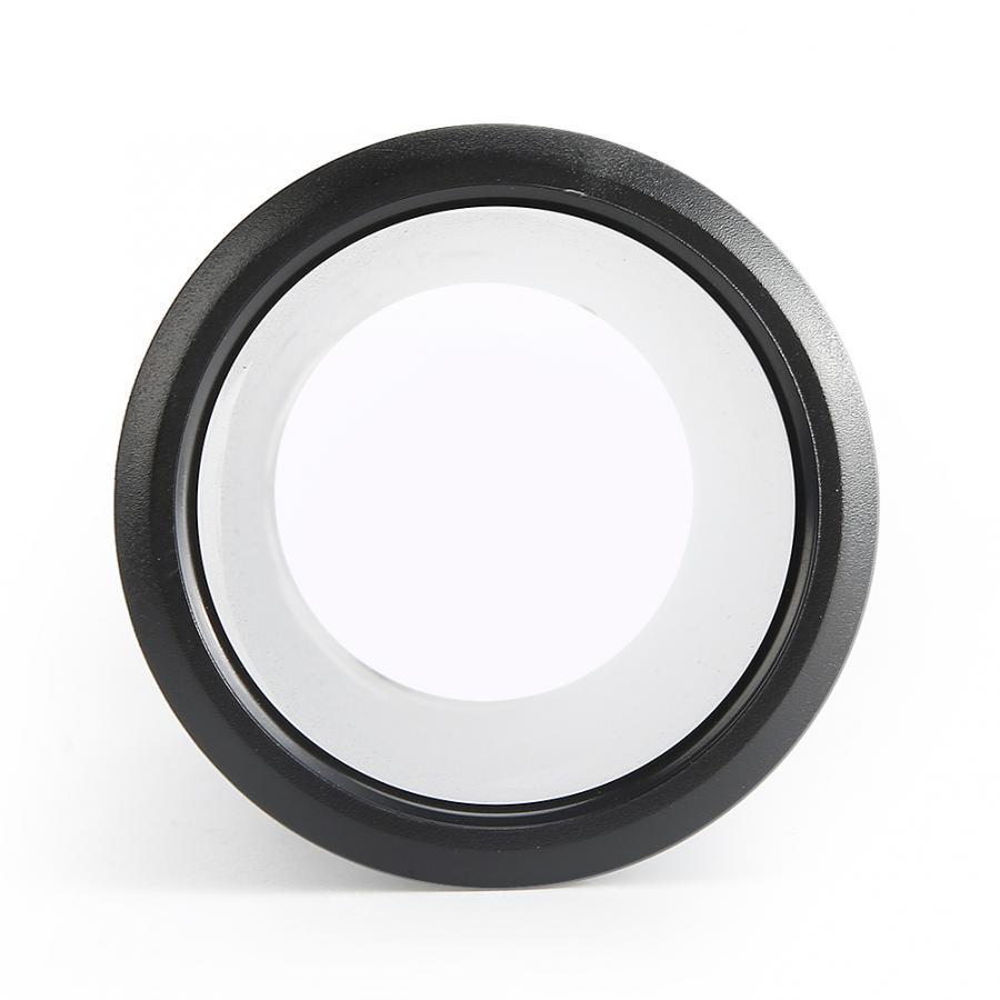 2PCS V BESTLIFE Speaker Inverter Tube,5.91in 60mm Open Hole Subwoofer Speaker Inverter Tube for 6-10 inches Speakers