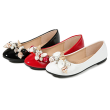 New Women Pumps Shoe Pearl Sheel Decoration Ladies Girl Shoe High Quality Low Heels Rubber 2019 Autumn Women Shoes Feminino new arrival high quality matching italian shoe and bag set african lady low heels to match women dress with yellow colormqq1 39