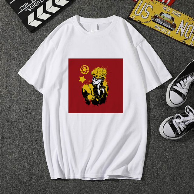 Print Japan Anime T-shirt