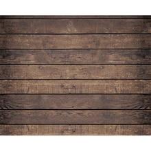 Mehofond резиновые полы фоны Ретро деревянная текстура новорожденный День Рождения фотография фон для фотостудии на заказ
