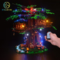 Светодиодный светильник Kyglaring  набор для LEGO ideas 21318 treehouse (блок не входит в комплект)
