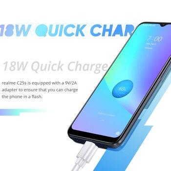 Смартфон Realme C25s 6