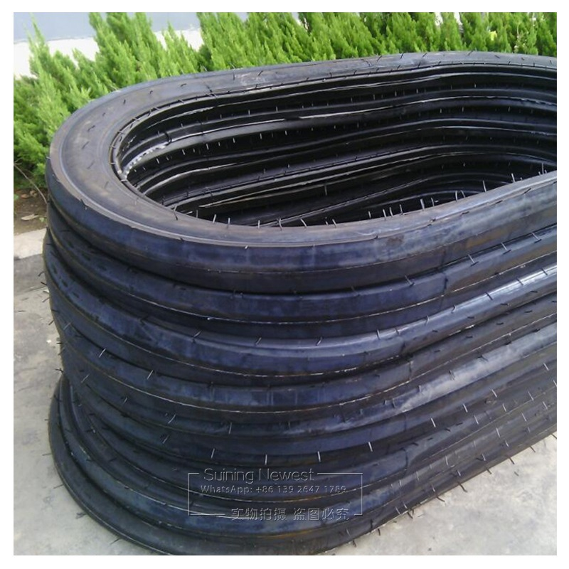 220pcs Tires Wholesale Price Amusement Park Bumper Car Spare Parts Bumper Car Rubber Tires Tyre