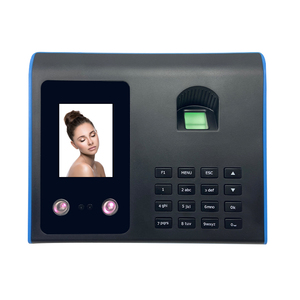 Time record biometric facial t