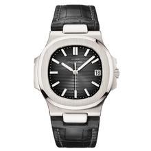 Famous Men Automatic Watch Genuine Leather pp luminous mecha