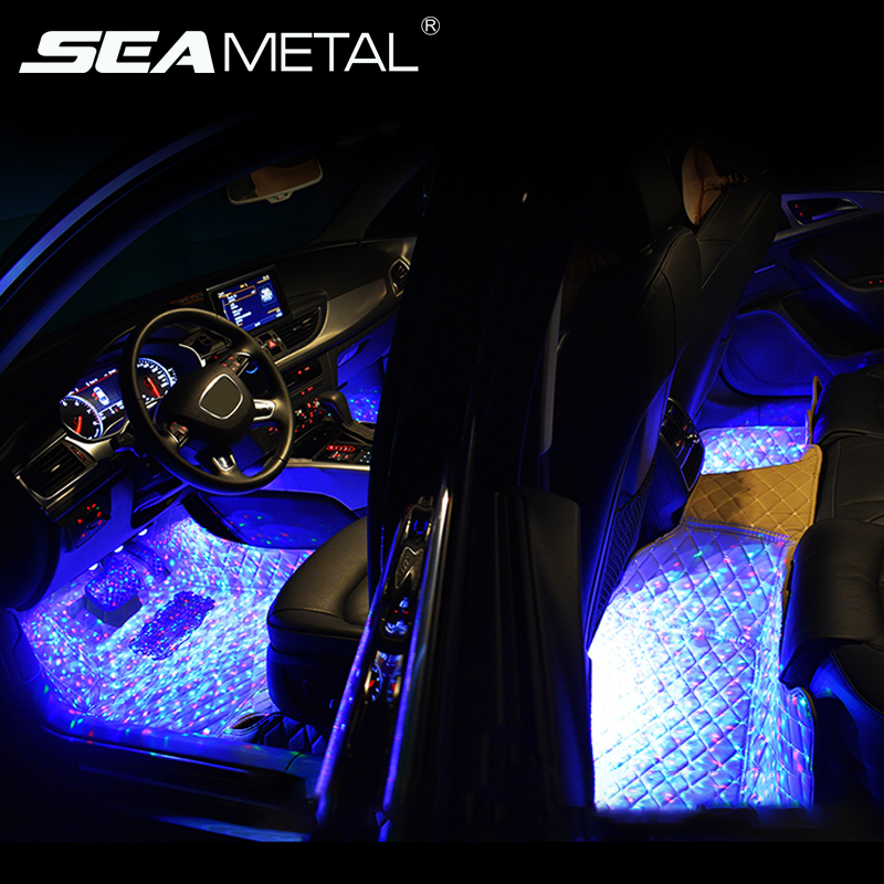 Auto Led Strip Light 7colors 14model